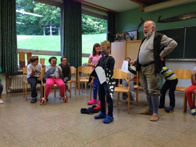 Klassenfahrt Urft 21.-25.9.2015 - 38 von 108
