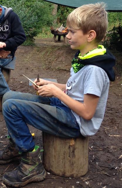 Klassenfahrt Urft 21.-25.9.2015 - 98 von 108