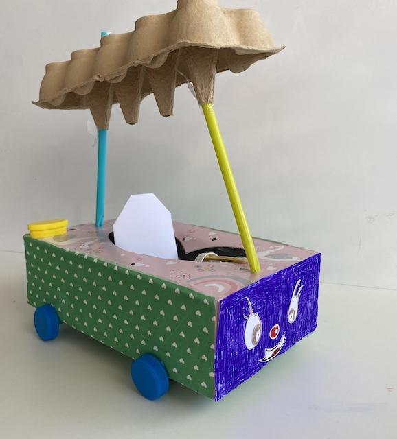 Asya-Karnevalswagen