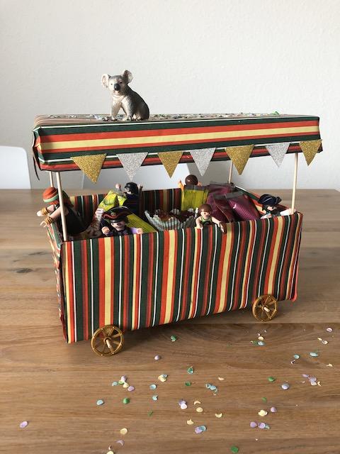 Ensar-Karnevalswagen