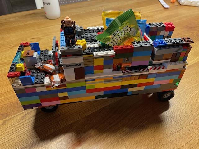 Finn-Karnevalswagen
