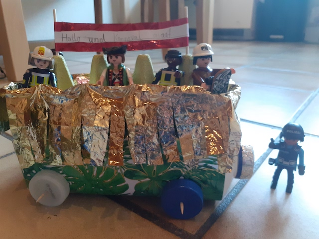 Joshua-Karnevalswagen