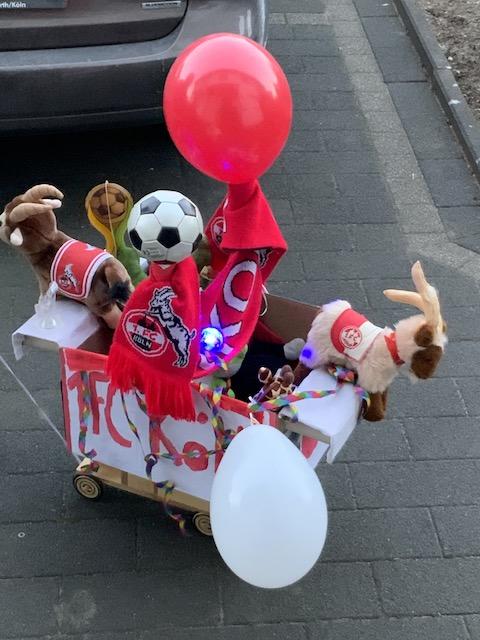 Karnevalswagen-Lukas