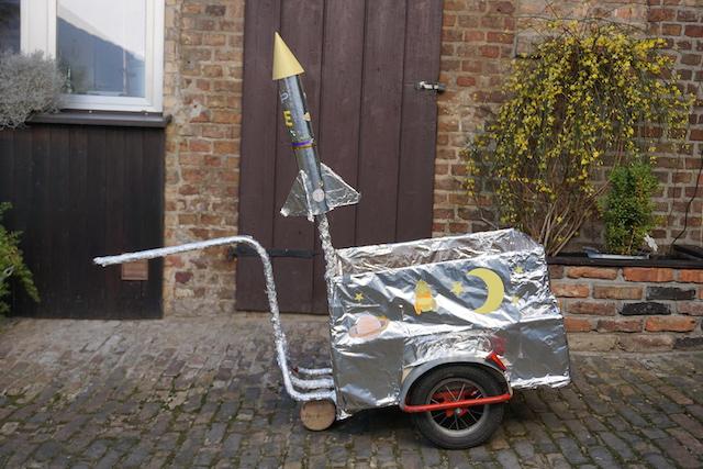 Ole-Karnevalswagen
