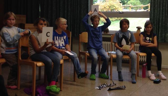 Klassenfahrt Urft 21.-25.9.2015 - 40 von 108