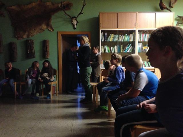 Klassenfahrt Urft 21.-25.9.2015 - 42 von 108