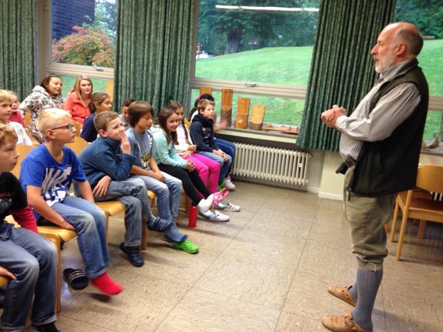 Klassenfahrt Urft 21.-25.9.2015 - 8 von 108